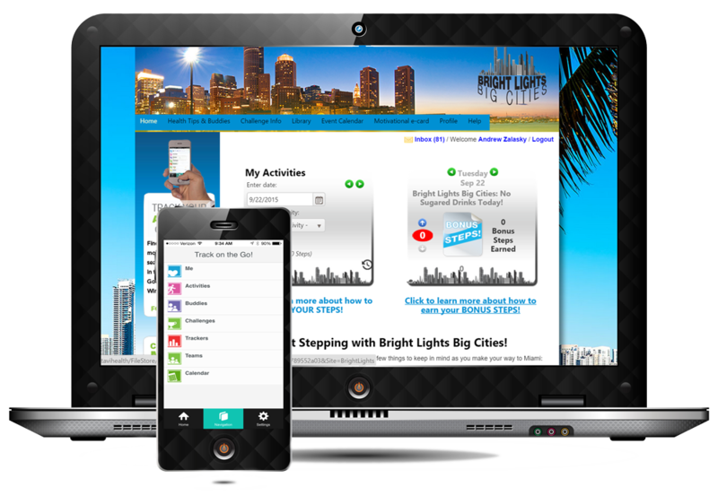 Bright Lights Big Cities Online Challenge