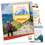Expedition Fitness Challenge Kit