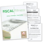 More about the 'FISCAL Fitness' product