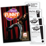 More about the 'Show Me the Funny' product