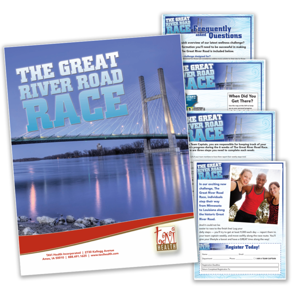 The Great River Road Race