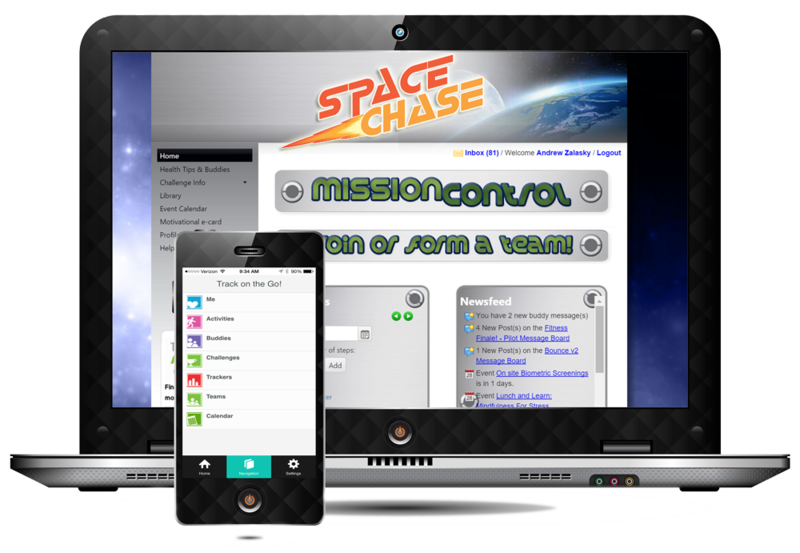 Space Chase Online Challenge